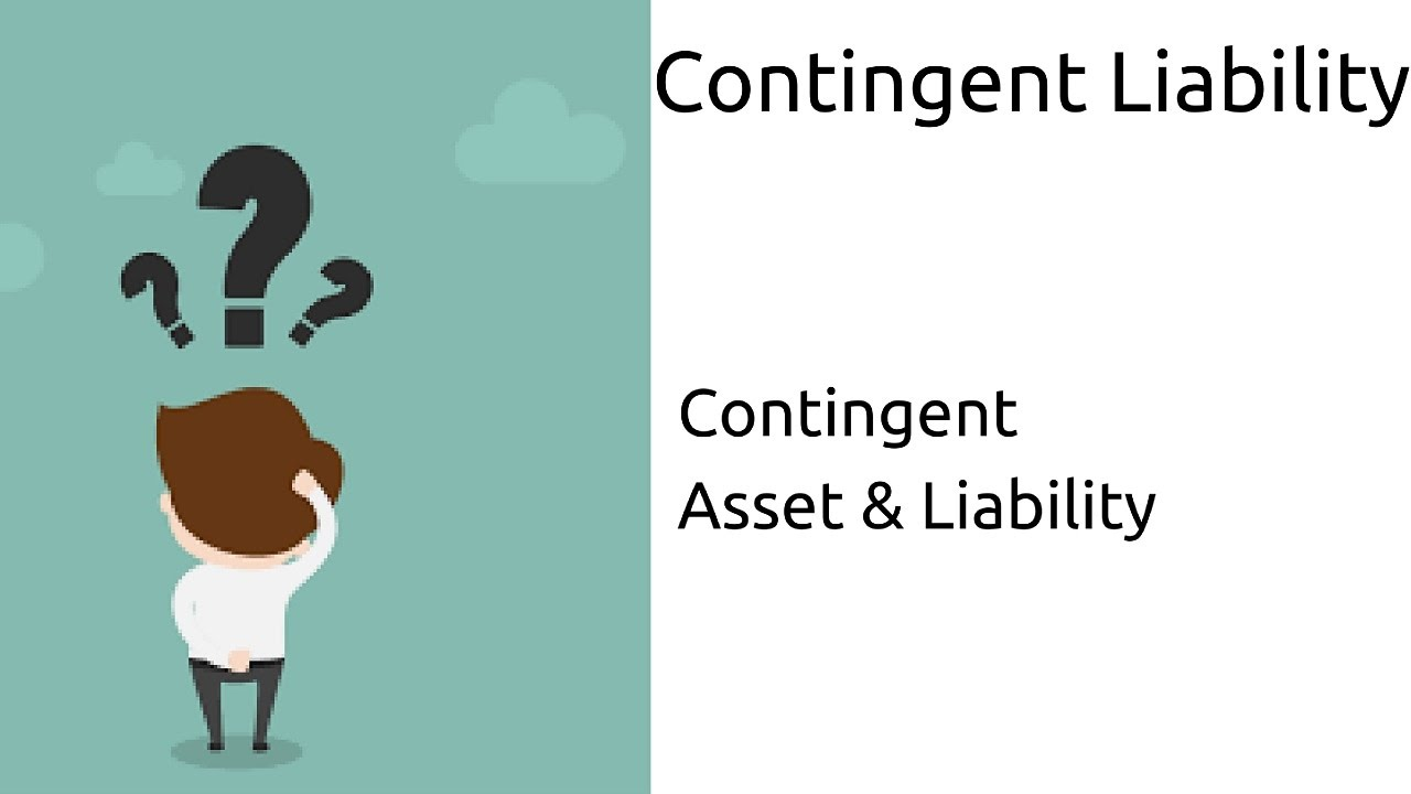 IAS 37 Provisions, Contingent Liabilities and Contingent Assets